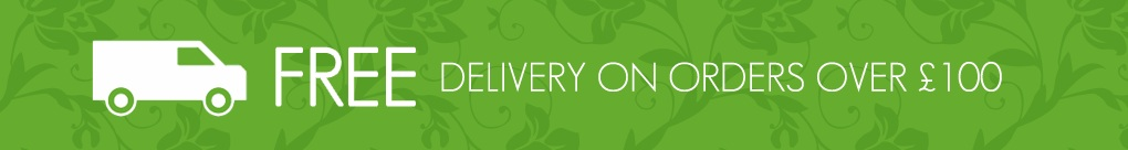 Free Delivery on orders over �100